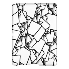Balloons Feedback Confirming Clouds Samsung Galaxy Tab S (10 5 ) Hardshell Case  by Nexatart