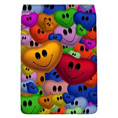 Heart Love Smile Smilie Flap Covers (l)  by Nexatart