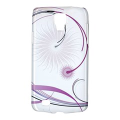 Abstract Background Flowers Samsung Galaxy S4 Active (i9295) Hardshell Case