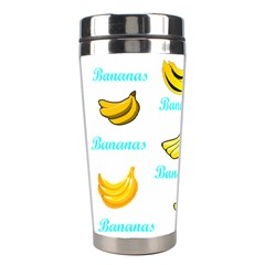 Bananas Stainless Steel Travel Tumblers by cypryanus
