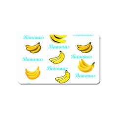 Bananas Magnet (name Card) by cypryanus