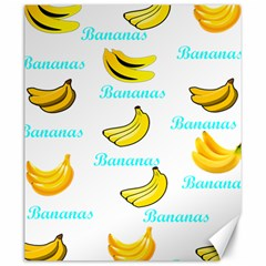 Bananas Canvas 20  X 24   by cypryanus