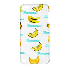 Bananas Apple Ipod Touch 5 Hardshell Case by cypryanus