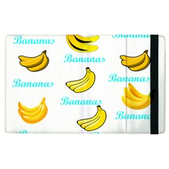 Bananas Apple Ipad 2 Flip Case by cypryanus