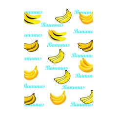 Bananas Shower Curtain 48  X 72  (small)  by cypryanus