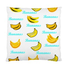Bananas Standard Cushion Case (two Sides) by cypryanus