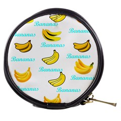 Bananas Mini Makeup Bags by cypryanus