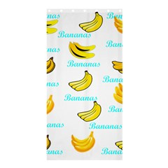 Bananas Shower Curtain 36  X 72  (stall)  by cypryanus