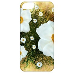 Summer Anemone Sylvestris Apple Iphone 5 Classic Hardshell Case