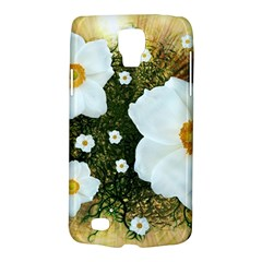 Summer Anemone Sylvestris Samsung Galaxy S4 Active (i9295) Hardshell Case by Nexatart