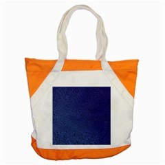 Fractal Rendering Background Blue Accent Tote Bag