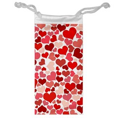 Abstract Background Decoration Hearts Love Jewelry Bags