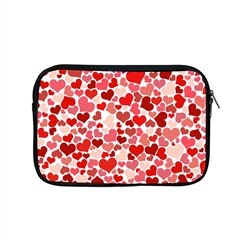 Abstract Background Decoration Hearts Love Apple Macbook Pro 15  Zipper Case
