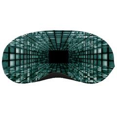 Abstract Perspective Background Sleeping Masks by Nexatart