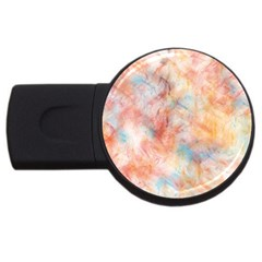 Wallpaper Design Abstract Usb Flash Drive Round (2 Gb)