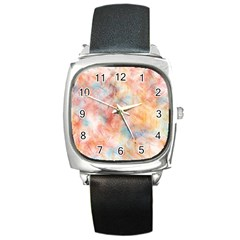 Wallpaper Design Abstract Square Metal Watch
