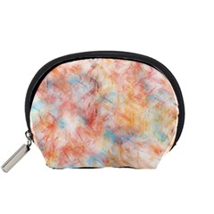 Wallpaper Design Abstract Accessory Pouches (small)