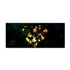 Heart Love Universe Space All Sky Hand Towel