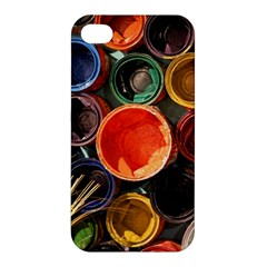 Color Box Colorful Art Artwork Apple Iphone 4/4s Premium Hardshell Case