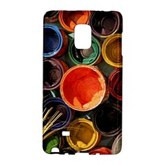 Color Box Colorful Art Artwork Samsung Galaxy Note Edge Hardshell Case