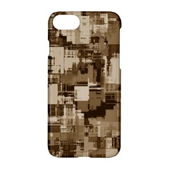 Color Abstract Background Textures Apple Iphone 7 Hardshell Case