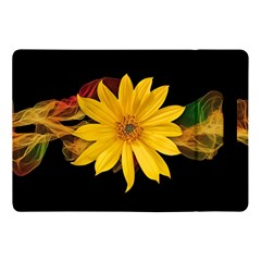 Sun Flower Blossom Bloom Particles Apple Ipad Pro 10 5   Flip Case by Nexatart