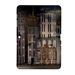 Architecture City Home Window Samsung Galaxy Tab 2 (10 1 ) P5100 Hardshell Case