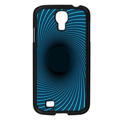 Background Spiral Abstract Pattern Samsung Galaxy S4 I9500/ I9505 Case (black) by Nexatart