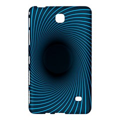 Background Spiral Abstract Pattern Samsung Galaxy Tab 4 (8 ) Hardshell Case