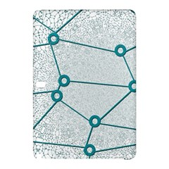 Network Social Abstract Samsung Galaxy Tab Pro 12 2 Hardshell Case