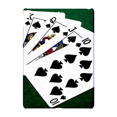 Poker Hands   Royal Flush Spades Apple Ipad Pro 10 5   Hardshell Case by FunnyCow