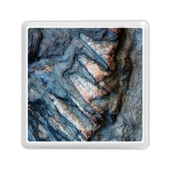 Earth Art Natural Rock Grey Stone Texture Memory Card Reader (square)  by CrypticFragmentsDesign
