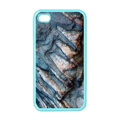 Earth Art Natural Rock Grey Stone Texture Apple Iphone 4 Case (color)