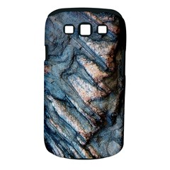 Earth Art Natural Rock Grey Stone Texture Samsung Galaxy S Iii Classic Hardshell Case (pc+silicone) by CrypticFragmentsDesign