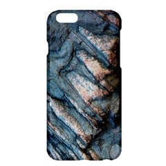 Earth Art Natural Rock Grey Stone Texture Apple Iphone 6 Plus/6s Plus Hardshell Case by CrypticFragmentsDesign