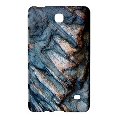 Earth Art Natural Rock Grey Stone Texture Samsung Galaxy Tab 4 (8 ) Hardshell Case  by CrypticFragmentsDesign