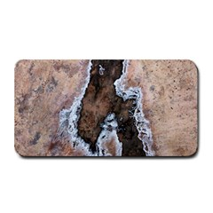 Earth Art Natural Texture Salt Of The Earth Medium Bar Mats by CrypticFragmentsDesign