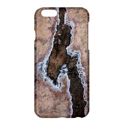 Earth Art Natural Texture Salt Of The Earth Apple Iphone 6 Plus/6s Plus Hardshell Case by CrypticFragmentsDesign
