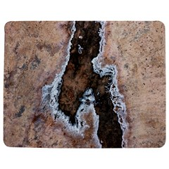 Earth Art Natural Texture Salt Of The Earth Jigsaw Puzzle Photo Stand (rectangular) by CrypticFragmentsDesign