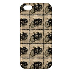 Indian Motorcycle Apple Iphone 5 Premium Hardshell Case by ArtworkByPatrick1