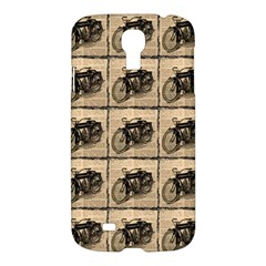 Indian Motorcycle Samsung Galaxy S4 I9500/i9505 Hardshell Case by ArtworkByPatrick1