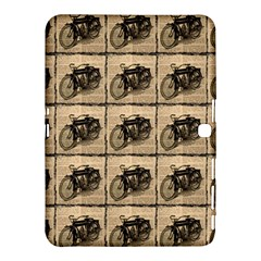 Indian Motorcycle Samsung Galaxy Tab 4 (10 1 ) Hardshell Case  by ArtworkByPatrick1