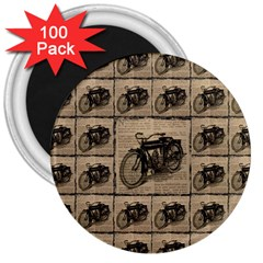 Indian Motorcycle 1 3  Magnets (100 Pack)