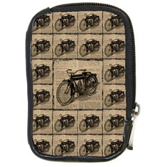 Indian Motorcycle 1 Compact Camera Cases by ArtworkByPatrick1