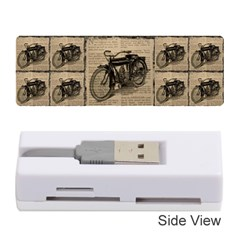 Indian Motorcycle 1 Memory Card Reader (stick)  by ArtworkByPatrick1