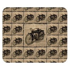 Indian Motorcycle 1 Double Sided Flano Blanket (small)  by ArtworkByPatrick1