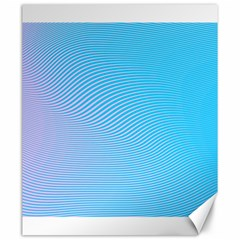 Background Graphics Lines Wave Canvas 20  X 24   by Nexatart
