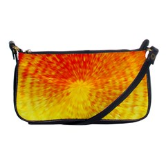 Abstract Explosion Blow Up Circle Shoulder Clutch Bags by Nexatart