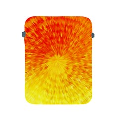Abstract Explosion Blow Up Circle Apple Ipad 2/3/4 Protective Soft Cases