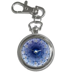 Network Social Abstract Key Chain Watches